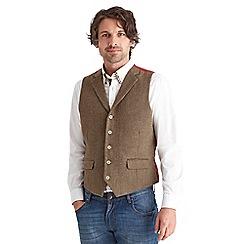 Joe Browns - Camel smarten up waistcoat
