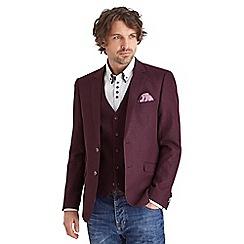 Joe Browns - Plum lovely linen blazer