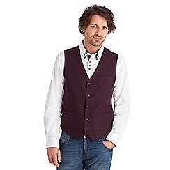 Joe Browns - Plum lovely linen waistcoat
