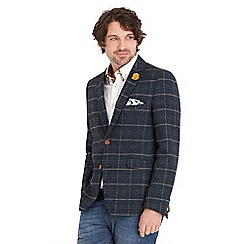 Joe Browns - Multi coloured charismatic check blazer