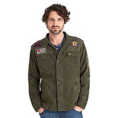 Joe Browns - Khaki mix it up military jacket