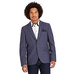 Joe Browns - Blue sensational subtle check blazer