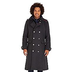 Joe Browns - Grey frontline coat