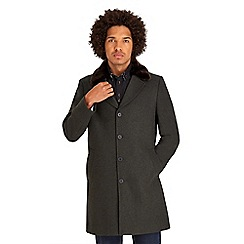 Joe Browns - Green dressed to impress overcoat
