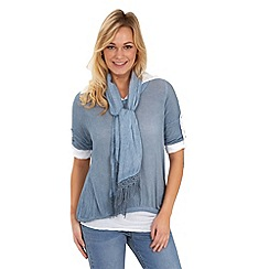 Joe Browns - Blue easy wearing 3 piece shirt