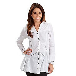 Joe Browns - White heritage blouse