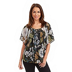 Joe Browns - Multi coloured perfect summer 2 piece blouse