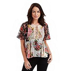 Joe Browns - Multi coloured this season's blouse