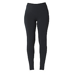 Joe Browns - Dark grey beautiful basic leggings