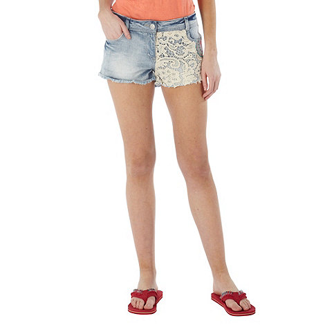 Joe Browns - Blue festival shorts
