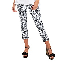 Joe Browns - Multi coloured marvellous monochrome trousers