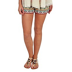 Joe Browns - Multi coloured peruvian shorts
