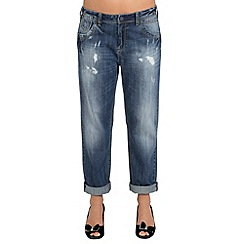 Joe Browns - Dark blue girlfriend fit jeans