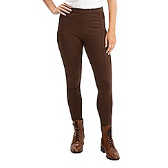 Joe Browns - Chocolate jodhpurs