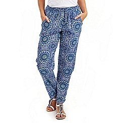 Joe Browns - Blue chill out trousers