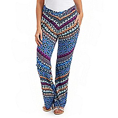 Joe Browns - Multi coloured funky festival palazzo pants