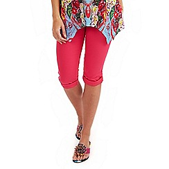 Joe Browns - Pink capri pants