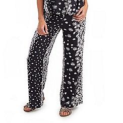 Joe Browns - Navy delightful daisy trousers