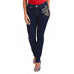 Joe Browns - Dark blue a little bit different jeans