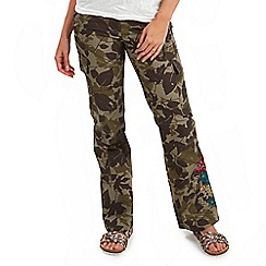 Joe Browns - Khaki costa rican jungle trousers