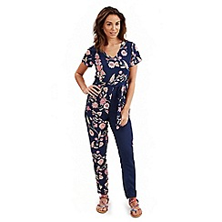 Joe Browns - Dark blue oriental jumpsuit