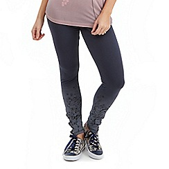 Joe Browns - Dark grey unique leggings