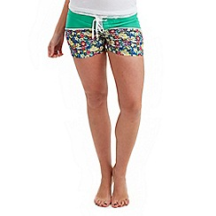 Joe Browns - Multi coloured beach beauty shorts