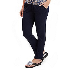 Joe Browns - Navy mix and match trousers