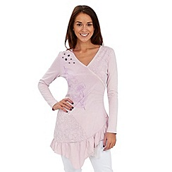 Joe Browns - Pink amazingly versatile tunic