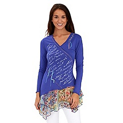 Joe Browns - Limited edition- multi coloured script tunic