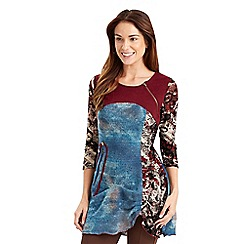 Joe Browns - Multi coloured got it all tunic