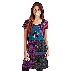 Joe Browns - Multi coloured happiness tunic