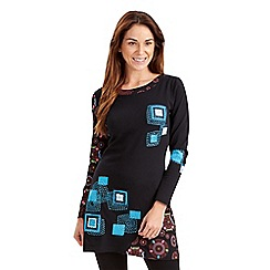 Joe Browns - Multi coloured fremont street tunic