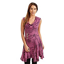 Joe Browns - Dark pink irresistible tunic