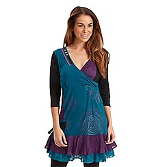 Joe Browns - Multi coloured individuals tunic