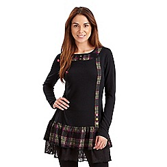 Joe Browns - Black fabulous mixer tunic