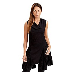 Joe Browns - Black fun lover tunic