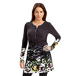 Joe Browns - Multi coloured eye catching tunic