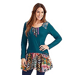 Joe Browns - Multi coloured cirque du totem tunic