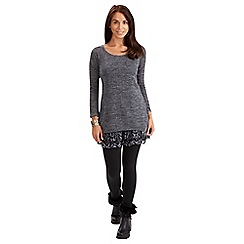 Joe Browns - Grey easy like Sunday morning tunic