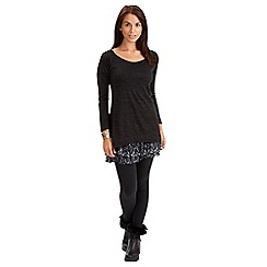 Joe Browns - Black easy like Sunday morning tunic