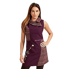 Joe Browns - Maroon heritage tunic