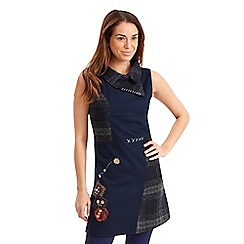 Joe Browns - Navy heritage tunic