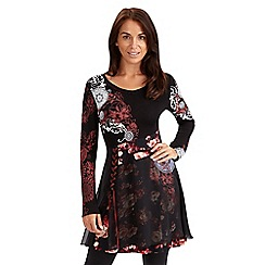 Joe Browns - Multi coloured my favourite tunic