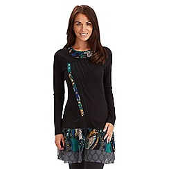 Joe Browns - Multi coloured marvellous mix it up tunic