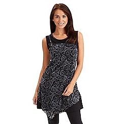 Joe Browns - Grey rose tunic