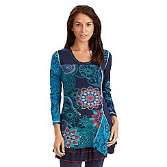 Joe Browns - Blue our favourite tunic