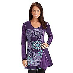 Joe Browns - Purple our favourite tunic