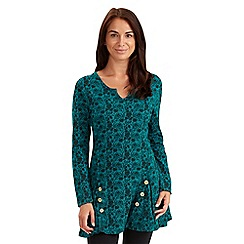 Joe Browns - Turquoise easy wear tunic
