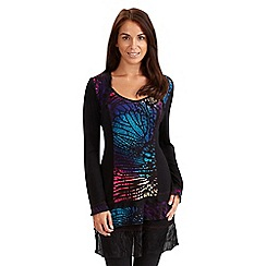 Joe Browns - Multi coloured day to night tunic